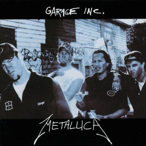 1 of 1 - Metallica - Garage Inc. [New CD] Argentina - Import