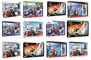 Disney Infinity Starter Pack Game Set 1 0 2 0 3 0 Ps 3 Ps