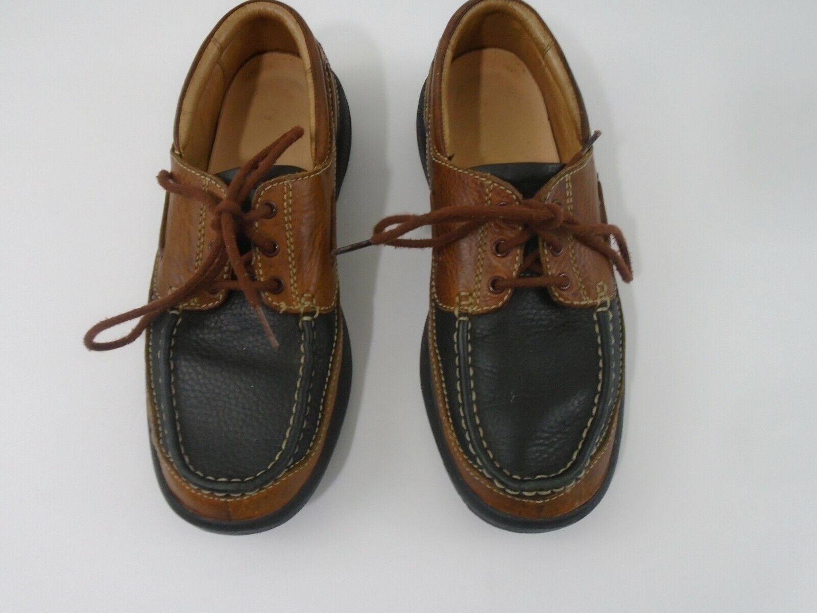 Dr. Comfort Mike Men's Therapeutic Diabetic Extra Depth Boat shoes size 9.5 M
