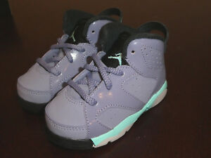 ec7b944e3eb90d Jordan Retro 6 Toddlers Nike GT shoes sneakers new 645127 508 ...