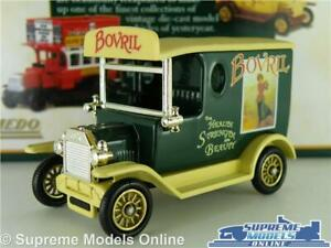 Impartial Ford Model T Truck Lorry Van Model Bovril 1:64 Approx Days Gone Dg6 Dg006195 K8 Belle Qualité