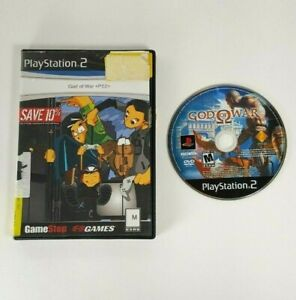 GAME-DISC-ONLY-God-of-War-1-DISC-ONLY-Sony-Playstation-2-PS2-2005