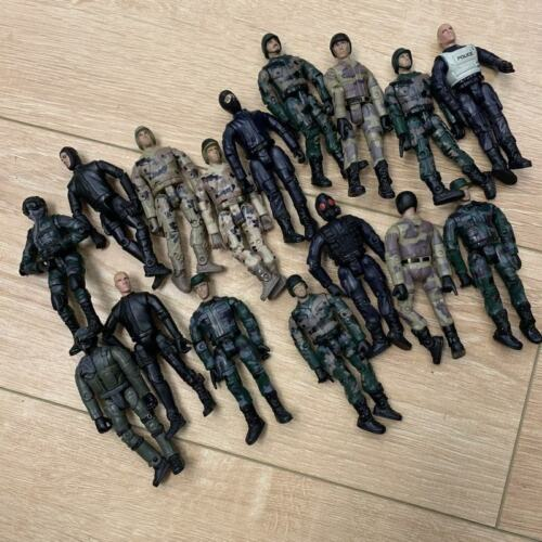"""random 5Pcs GI Joe military The Ultimate Soldier WWII figure 3.75/"""" toy gift"""