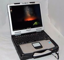 PANASONIC CF-30 TOUGHBOOK LAPTOP 1.6GHZ 4GB LAPTOP WIFI TOUCH WIN10 or WIN7