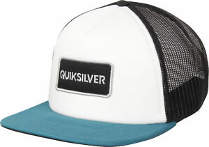 Quiksilver Startles Trucker Snapback Hat (Birch)