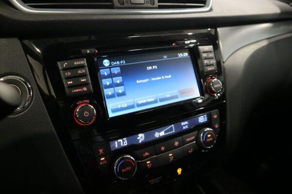 Nissan Qashqai 1,3 Dig-T 160 Tekna+ - billede 4
