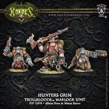 Privateer Press Hordes Trollbloods Hunters Grim Epic Warlock Unit PIP 71070 NEW