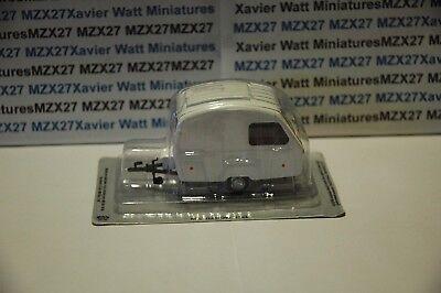 Wohnwagen Niewiadow N126 1//43 Eme Ixo Ist De Agostini Polen Unter Ovp