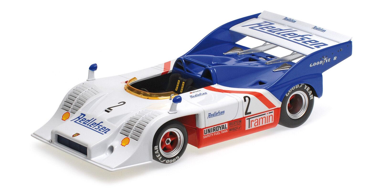 Porsche 917 10 Willi Kauhsen Nurburgring Interserie 1974 1 18 Model MINICHAMPS