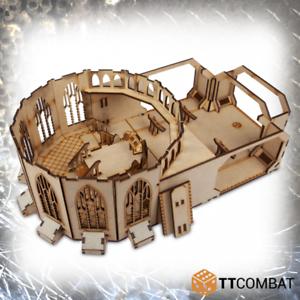 Centro de comando ttcombat Nuevo Y En Caja fortificada ttscw-SFG-079