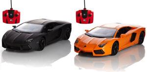 Official-RC-Radio-Remote-Controlled-Car-Scale-1-24-Lamborghini-Aventador