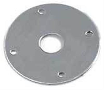 Bryke Racing Black Scuff Plates Aluminum Hood Pin Plates 8 Pack
