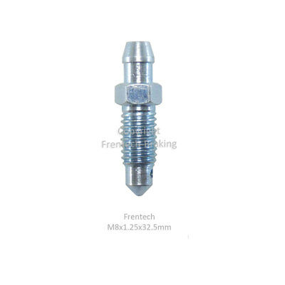 16 Brake bleed nipples screws 4x M8x1.25 4x M10x1 4x M10x1.25 4x M10x1.50 N-mix1