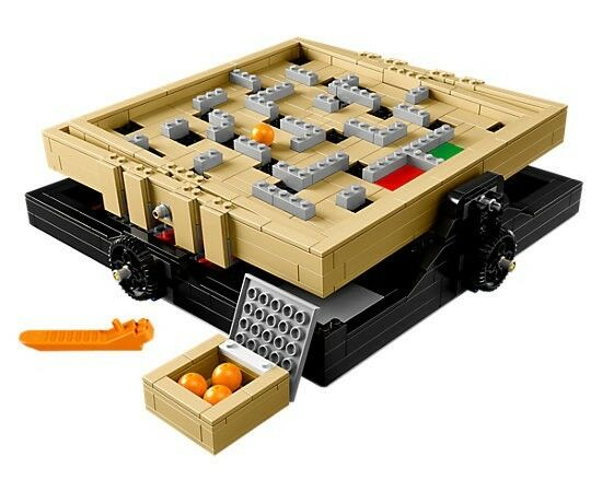 LEGO ideas - Maze - 21305 21305 21305 now retirot e9d711