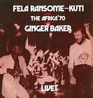 Live With Ginger Baker 0720841800125 by Fela Kuti CD
