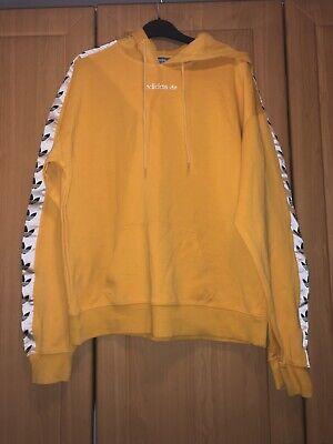 Sedante título tambor  RARE Yellow Adidas TNT trefoil hoodie XL Unisex Men's Women's | eBay