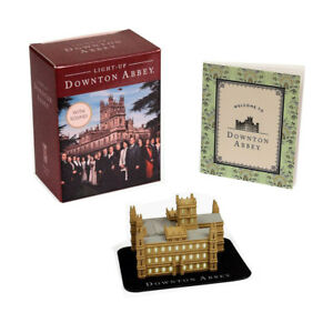 Image is loading Miniature-Downton-Abbey-amp-Book-Kit-Set-Gifts-