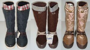 asics donna stivali