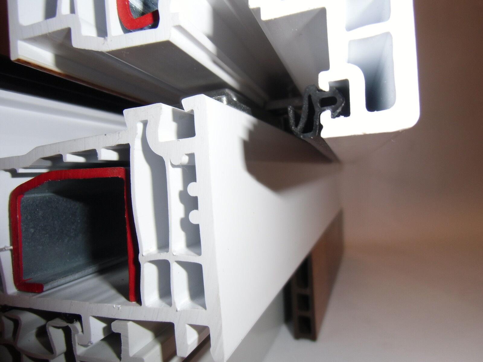 65m Fensterdichtung Dichtgummi EPDM Typ  S1 S1 S1  lichtgrau | Clever und praktisch  283502