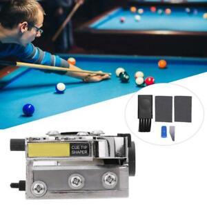 Metal-Billiard-Pool-Cue-Stick-Tip-Shaper-Burnisher-Snooker-Repair-Tools