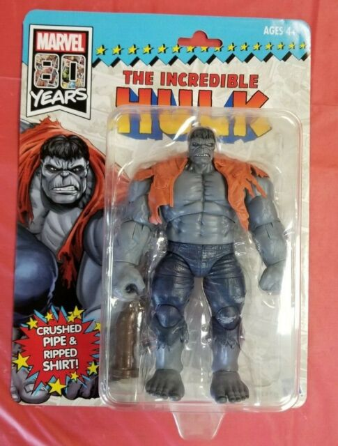 "2019 Marvel Legends 6/"" Gris Incredible Hulk Action Figure CONVENTION Exclusive"