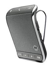 Motorola Roadster 2 Universal Bluetooth In-Car Speakerphone - Silver