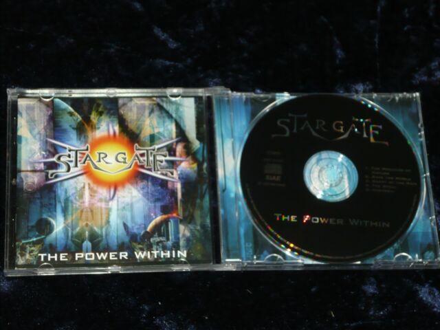 Stargate CD The Power Within 2004 STG2003   EX/EX
