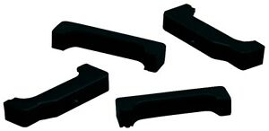 Big-Block-Radiator-Support-Bushings-Chevy-Olds-Pontiac-68-72-Prothane-7-1712-BL