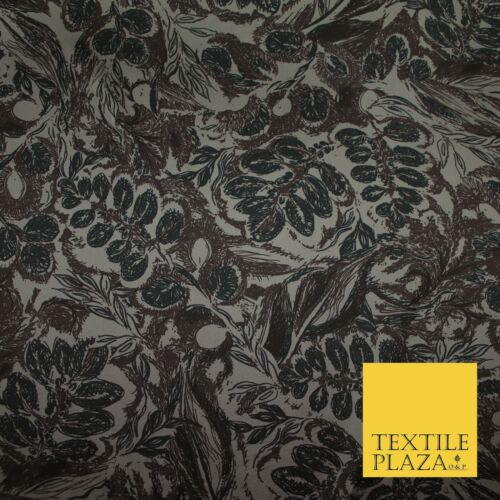 Floral Garden Digital Pixels Artsy Flowers Silky Smooth Satin Dress Fabric