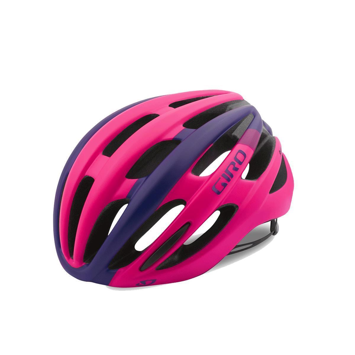 Giro Saga femmes cyclisme vélo Casque Casque Casque Noir mate / rose 2 tailles be11f4