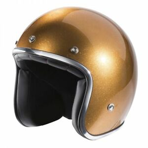 Helmet-Jet-Nox-N242-Gold-Glitter-Choice-Size