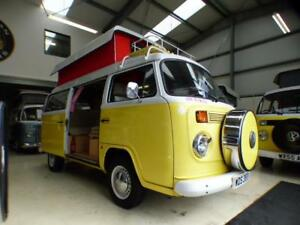 100 Electric Vw Camper Danbury Type 2