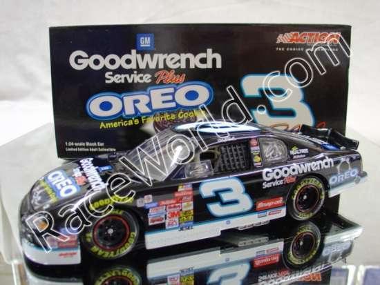 Rare Dale Earnhardt Goodwrench OREO ORIGINAL 1 24 Car