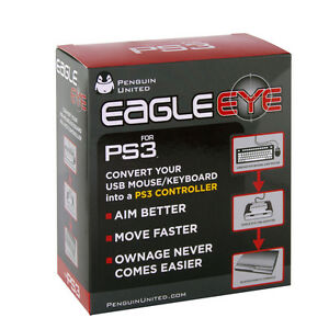 Eagle-Eye-Keyboard-Mouse-Controller-Converter-Adapter-FPS-EEC-for-Sony-PS3