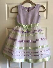 Girls Bonnie Jean Sleeveless Dress Size 8