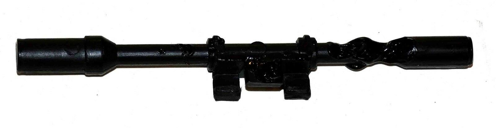 GI Joe Vintage 1976 Magnum Power Long Rifle Scope Melt Marks Hasbro