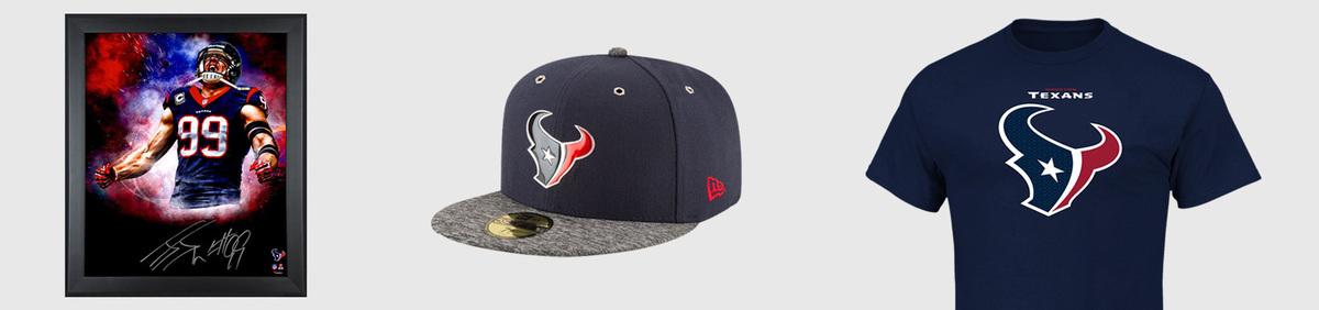 Shop Event Houston Texans Authentic fan apparel & collectibles