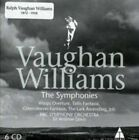Vaughan-Williams: Symphonies Nos. 1-9 (CD, Apr-2008, Teldec (USA))