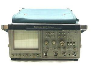 Tektronix-2445-150MHz-Four-Channel-Oscilloscope