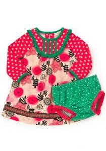 NWT Girls Matilda Jane SZ 6 12 18 24 M Make Believe Little Sweetie Dress NEW