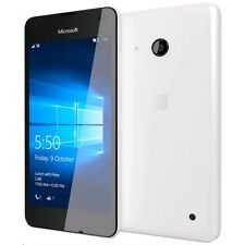 """Nokia Lumia 550 SMARTPHONE BIANCO 4.7"""", 8GB Sbloccato Grado a Ottime"""