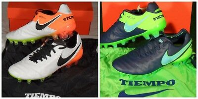 outlet store 8fb6b 53a7c New Nike Tiempo Legend 6 VI ACC FG Soccer Cleats Football Boots Bag Leather  NIB | eBay