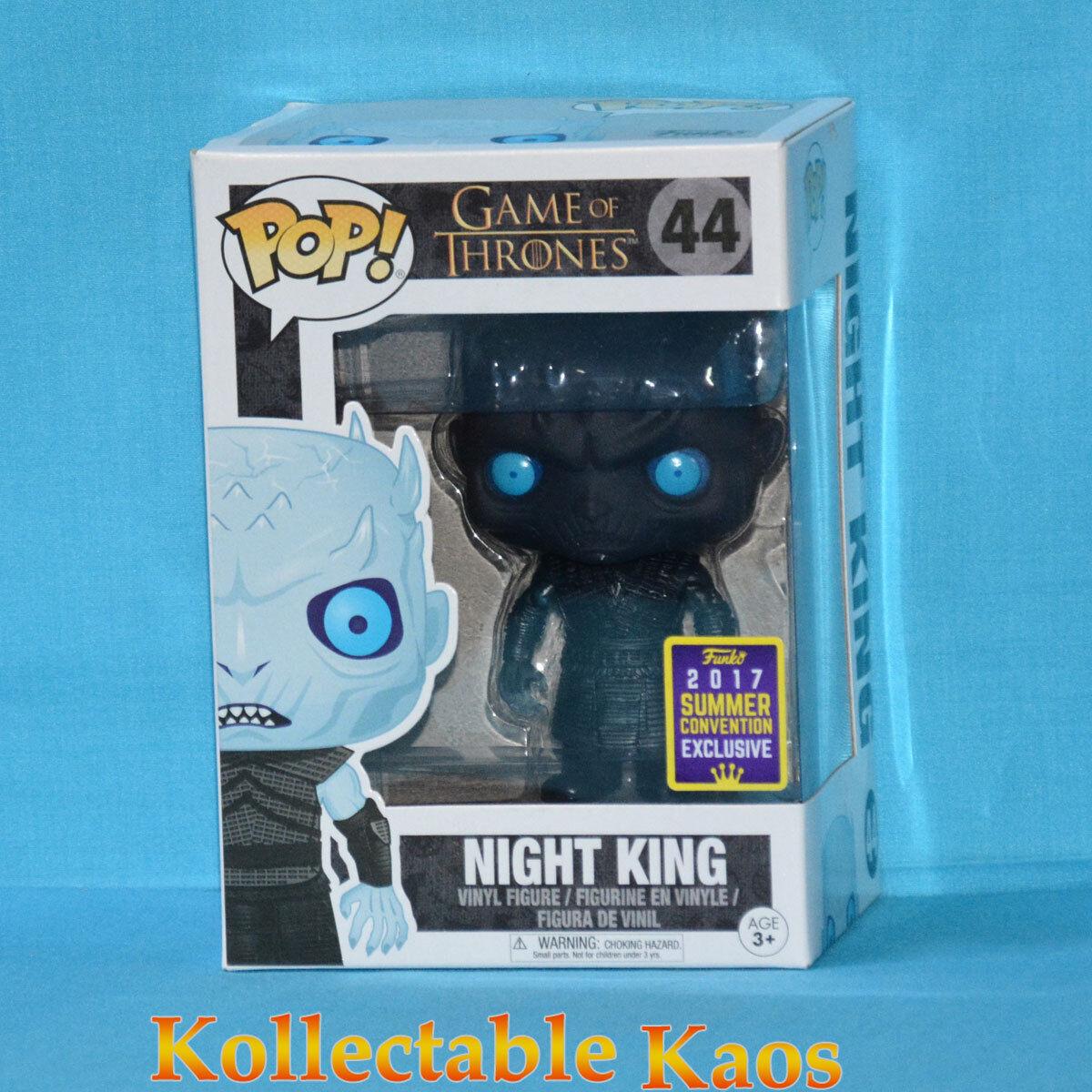 Funko 44translucent Of Figure Night King 22621game Pop Vinyl Thrones SqzpGMLUjV