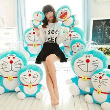 "10"" New Japanese Doraemon Cartoon Cat Doll Plush Stuffed Toy Robot Manga"