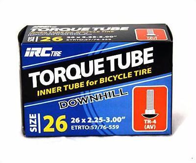 Irc Torque Downhill Mountain Bike 26 Inch Tubes Schrader 26 X 2.25-3.0