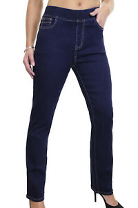 100% QualitäT (1535-1) Jegging Style Denim Jeans Medium Weight Indigo Blue 18-24