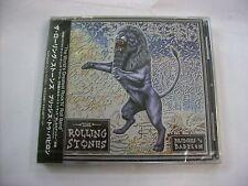 ROLLING STONES -BRIDGES TO BABYLON - BRAND NEW CD JAPAN PRESS 14 TRACKS 1997