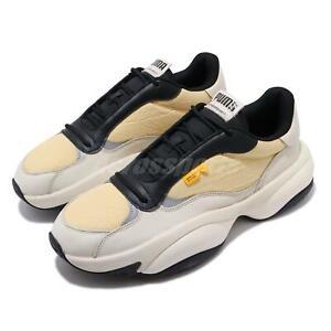 Puma-Alteration-Randomevent-Beige-Black-Yellow-Men-Women-Unisex-Shoes-371400-01