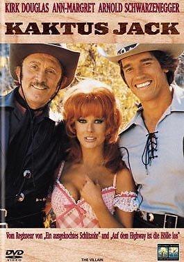 1 von 1 - Kaktus Jack * DVD * mit  Kirk Douglas, Arnold Schwarzenegger  NEU