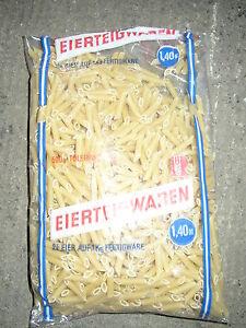 DDR-Lebensmittel-Nahrungsmittel-Konsum-HO-Nudeln-Makaroni-Chips-OVP
